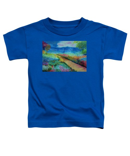 Patricia's Pathway Toddler T-Shirt