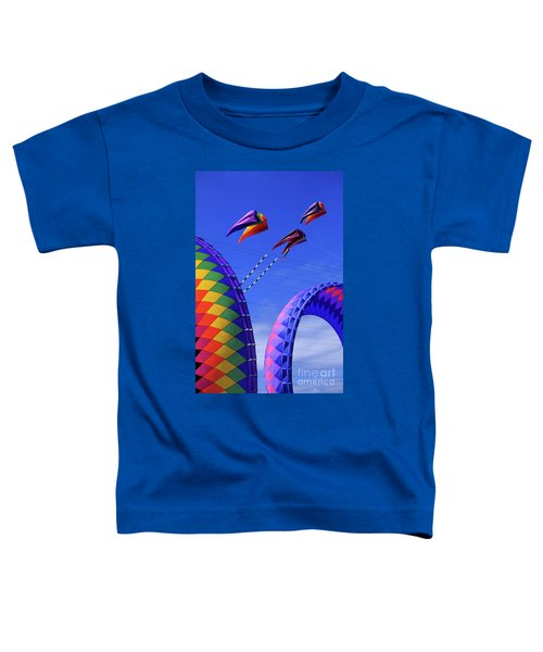 Go Fly A Kite 8 Toddler T-Shirt