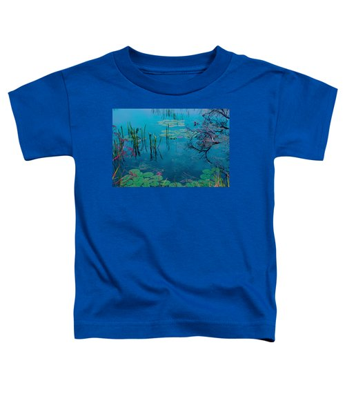 Toddler T-Shirt featuring the photograph Another World Vii by Joanne Smoley