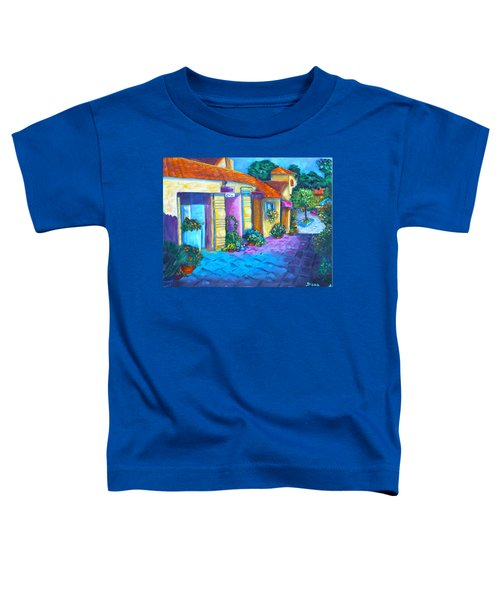 Artist Village Toddler T-Shirt
