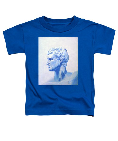 Athenian King Toddler T-Shirt