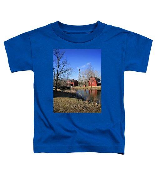 Bonneyville Mill Toddler T-Shirt