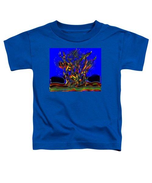Camp Fire Delight Toddler T-Shirt