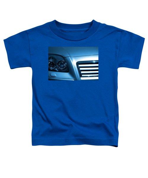Car Face Toddler T-Shirt