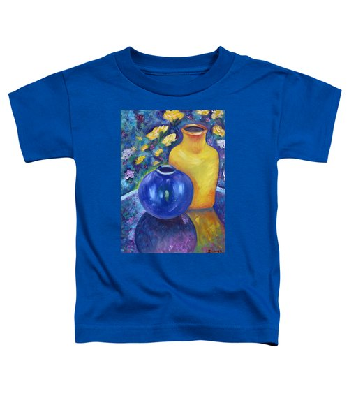 Colorful Jars Toddler T-Shirt