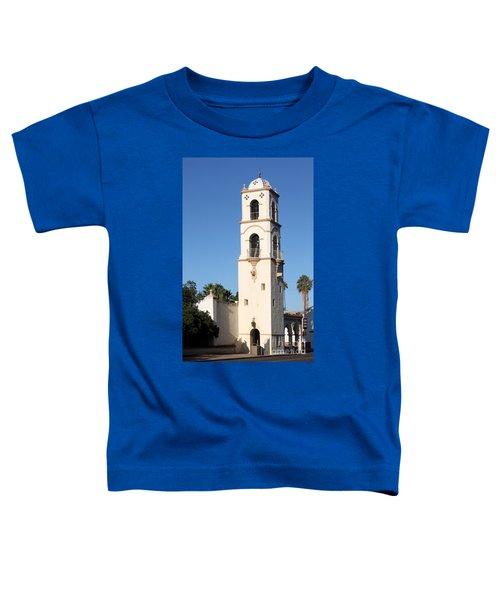 Ojai Post Office Tower Toddler T-Shirt