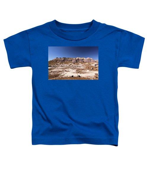 Petrified Painted Desert Toddler T-Shirt