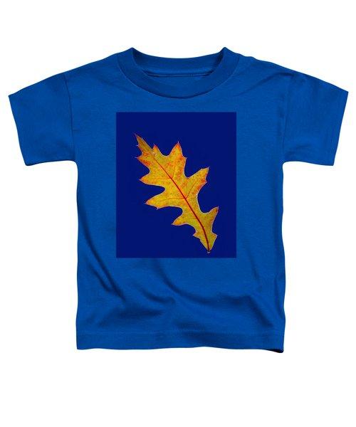 Pin Oak Leaf Toddler T-Shirt