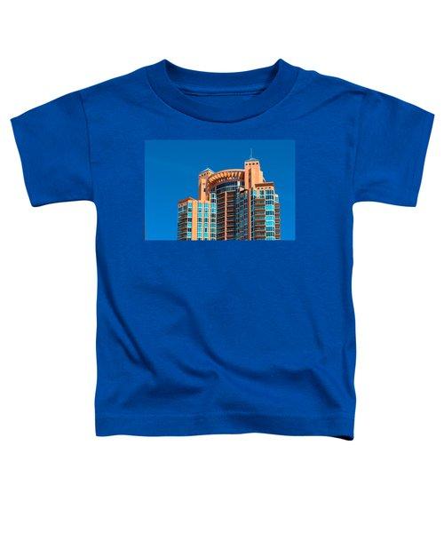 Portofino Tower At Miami Beach Toddler T-Shirt