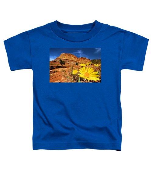 Rainbow Garden Toddler T-Shirt