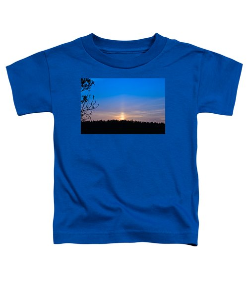 The Road To The Sky Toddler T-Shirt