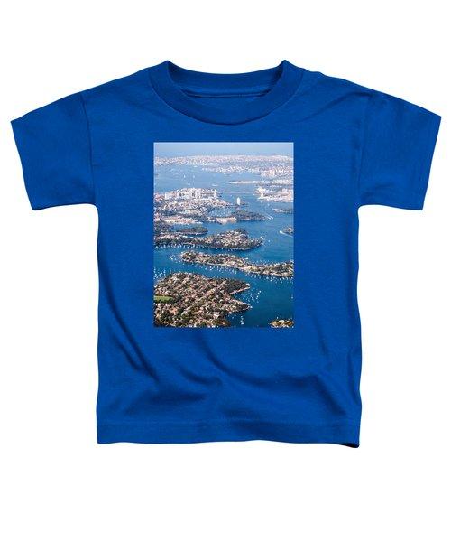 Sydney Vibes Toddler T-Shirt