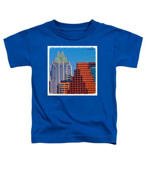 Another #gorgeous #bluesky Day In Toddler T-Shirt