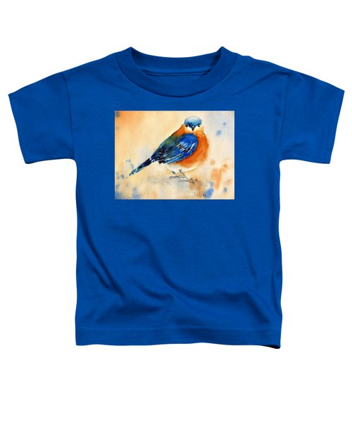 Bluebird #3 Toddler T-Shirt