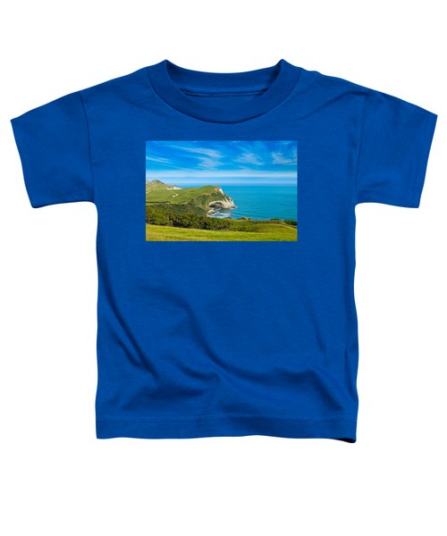 Cape Farewell Able Tasman National Park Toddler T-Shirt