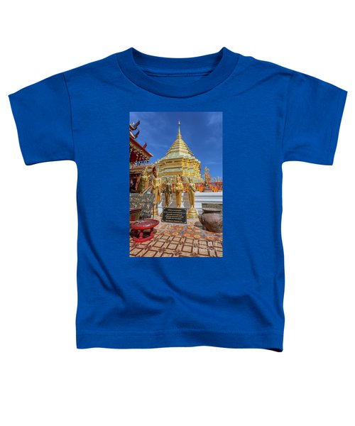Chiang Mai Temple Toddler T-Shirt