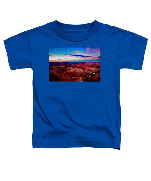 Dead Horse Point Toddler T-Shirt