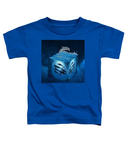 Dolphins Toddler T-Shirt