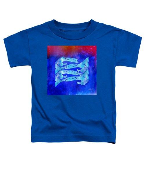 1 Fish 2 Fish Toddler T-Shirt