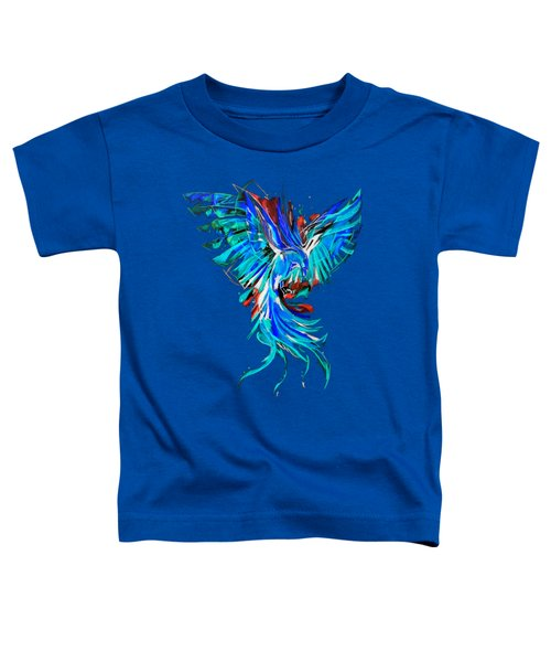 Phoenix Toddler T-Shirt by Adriano Diana