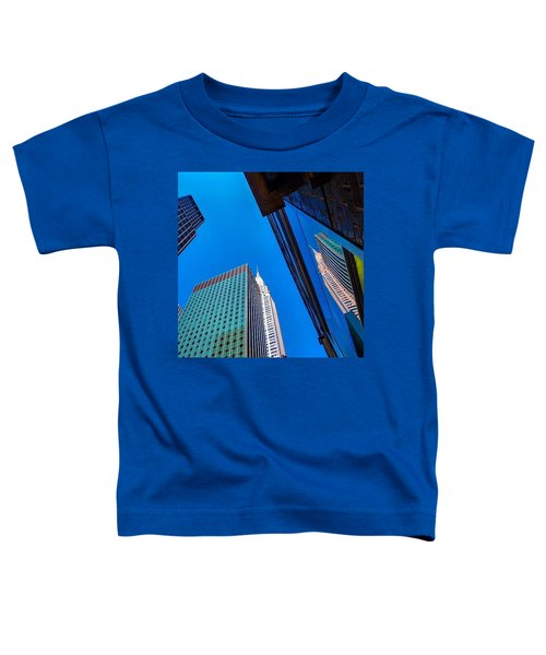 Photoshopping #tbt #nyc Summer Of 2013 Toddler T-Shirt