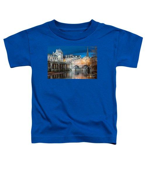 Pulteney Bridge, Bath Toddler T-Shirt