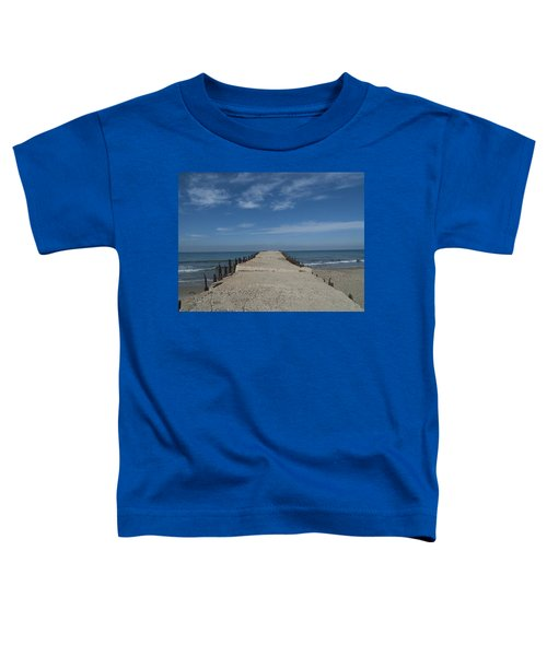 Tel Aviv Old Port 3 Toddler T-Shirt