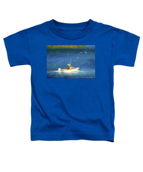 The Bayman Toddler T-Shirt