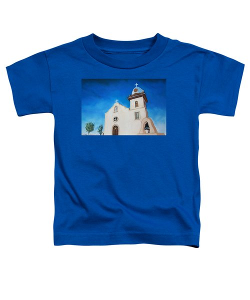 Ysleta Mission Toddler T-Shirt