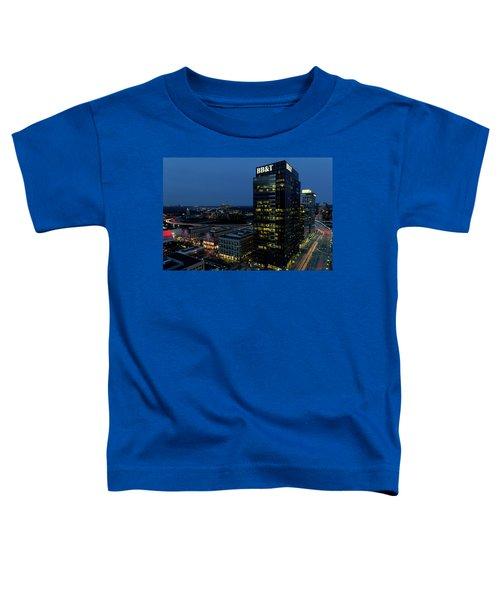 17th Street Skyline Toddler T-Shirt