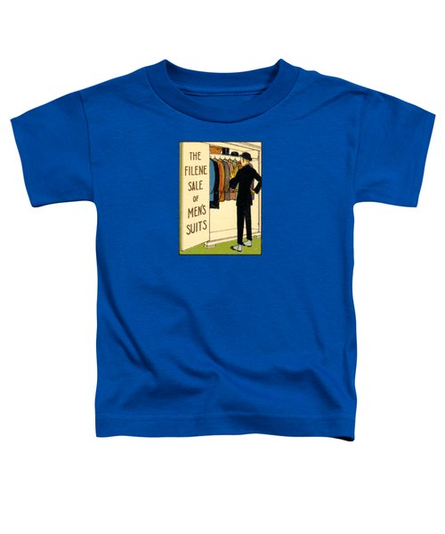 1920 Mens's Suites On Sale Toddler T-Shirt