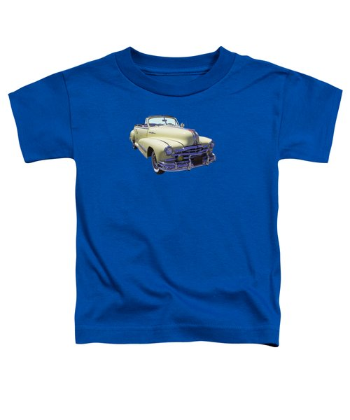 1948 Pontiac Silver Streak Convertible Toddler T-Shirt