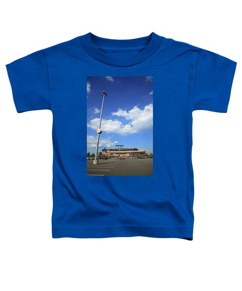 Citi Field - New York Mets Toddler T-Shirt