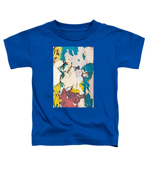 Peeling Paint Toddler T-Shirt