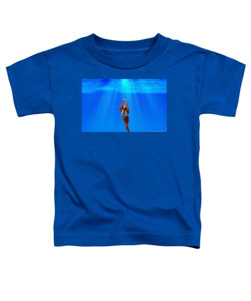 Jessica Alba Toddler T-Shirt