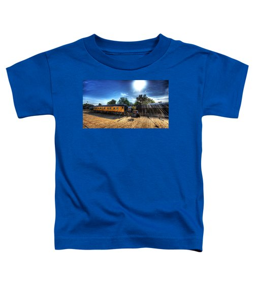 Train Toddler T-Shirt
