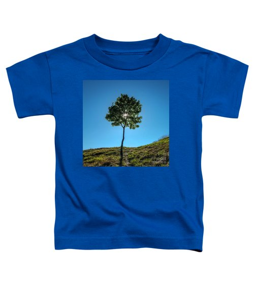 Isolated Tree Toddler T-Shirt