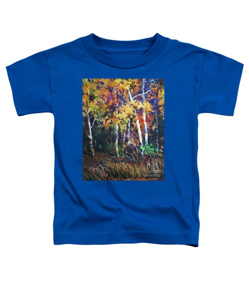 A Glance Of The Woods Toddler T-Shirt