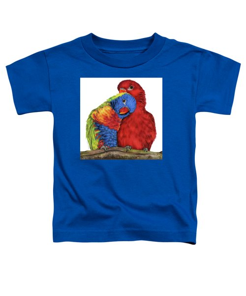 A Little To The Left Toddler T-Shirt