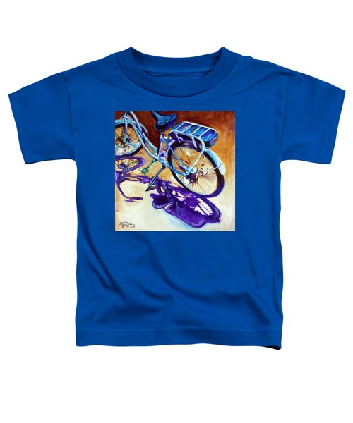 A Pedego Cruiser Bike Toddler T-Shirt