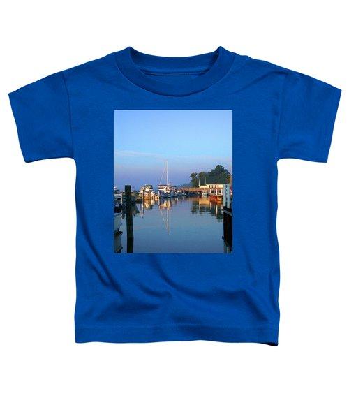 A Perfect Tawas Morning Toddler T-Shirt