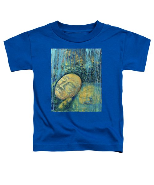Ace Of Coins Toddler T-Shirt