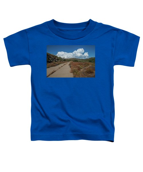 Afternoon, Old Road Toddler T-Shirt