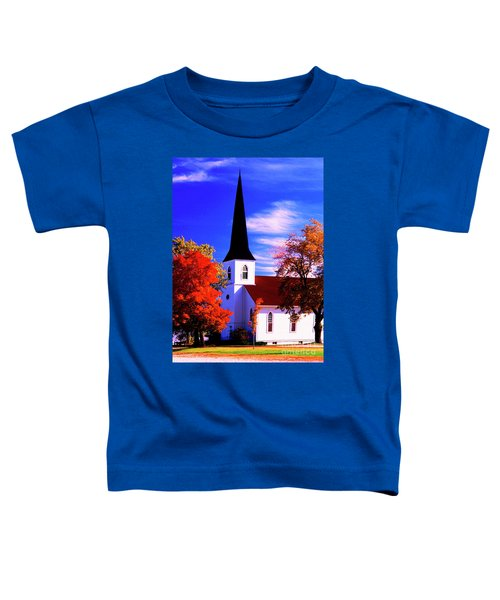 Algonquin Rd Church St Johns United  Toddler T-Shirt