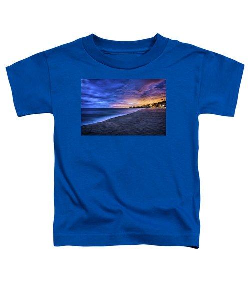 Aliso Beach Lights Toddler T-Shirt