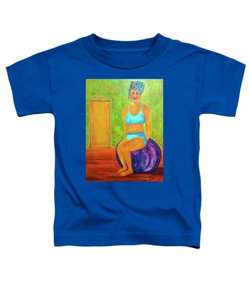 Art Something To Talk About Toddler T-Shirt