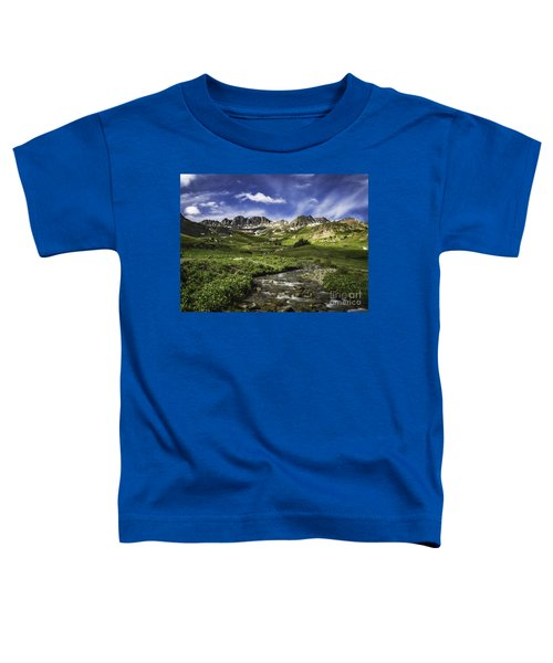 Alpine Loop  Toddler T-Shirt