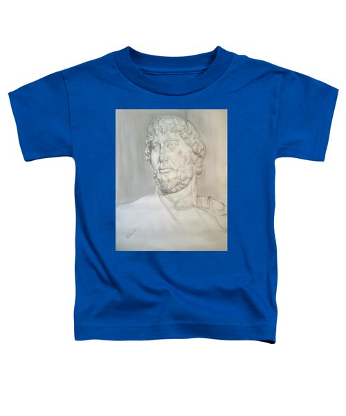 Ancient Greek Statue Toddler T-Shirt
