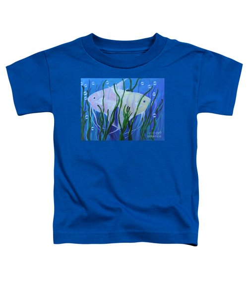 Angelfish Duo Toddler T-Shirt