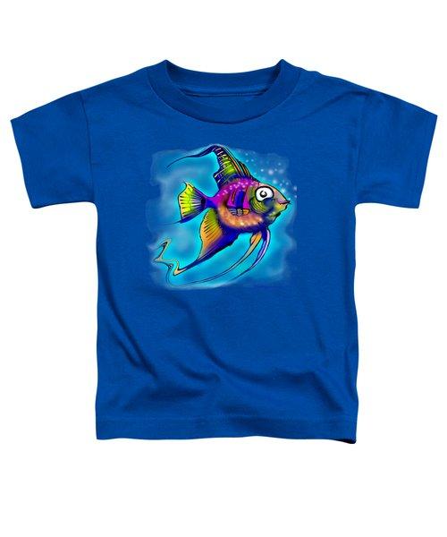 Angelfish Toddler T-Shirt